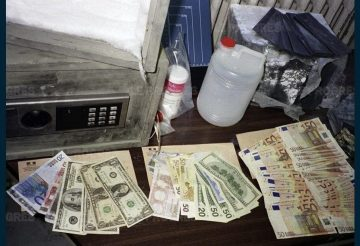 SSD chemicals and Activation powder for cleaning black bank notes